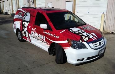 KFC Van