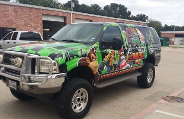 Xtreme Gamers Truck