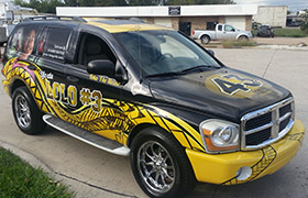 Vehicle Graphics in DFW, Dallas TX, Carrollton TX