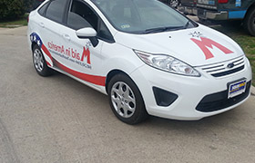 Vehicle Wraps in DFW, Dallas TX, Plano TX