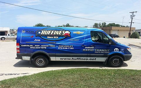 Van Wraps in Plano TX, DFW, Dallas TX