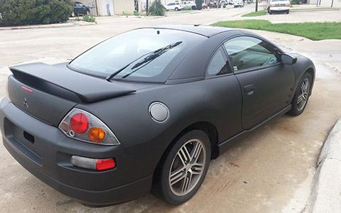 Car Wraps in Frisco TX, Carrollton TX, Dallas TX, DFW, Plano TX