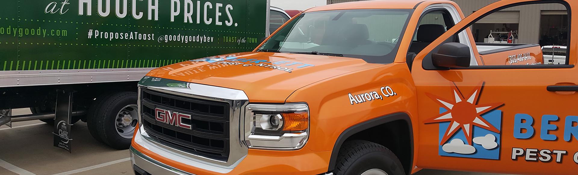 Truck Wraps in Dallas TX, DFW, Plano TX, Carrollton TX, Frisco TX