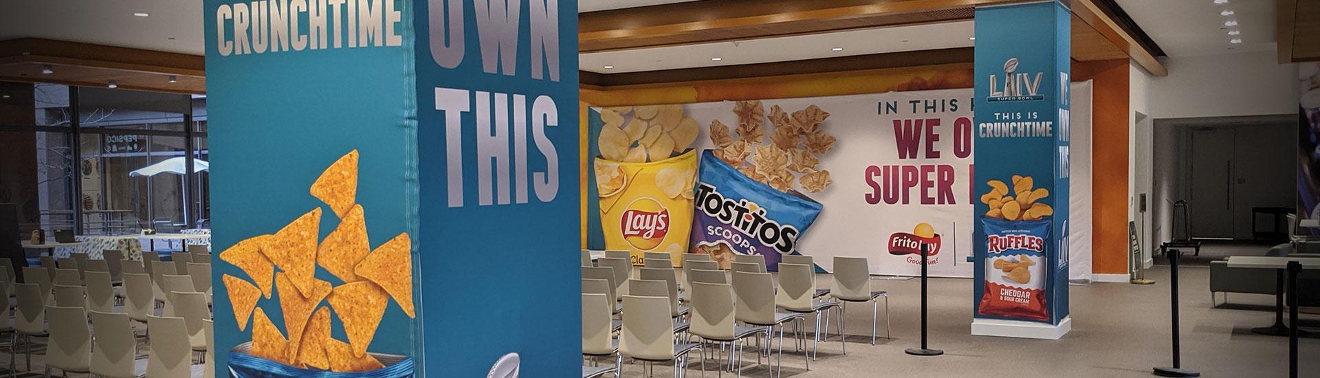 Retail Graphics in Dallas, Frisco, Plano